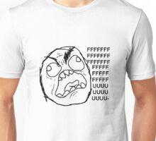 fuck you meme Unisex T-Shirt