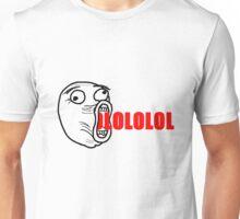 lol meme Unisex T-Shirt