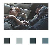 Gallavich Color Palette  Photographic Print