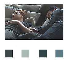 Gallavich Color Palette  Photographic Print