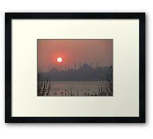Lovely hours! Framed Print