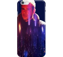 Deckard iPhone Case/Skin