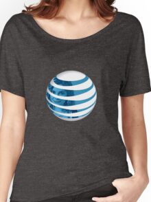 The AT&T of People Women's Relaxed Fit T-Shirt
