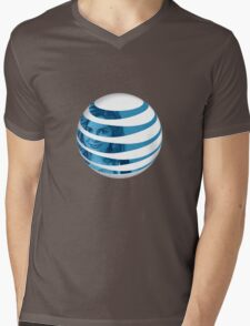 The AT&T of People Mens V-Neck T-Shirt