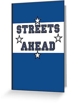 Streets Ahead by sheldonbrown88