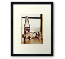 Hires - Made With Real Root Juices Framed Print