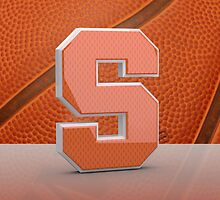 Syracuse Orange Basketball by cpotter