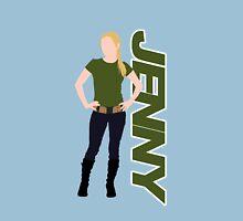 JENNY. (generated anomaly) just Jenny. Unisex T-Shirt