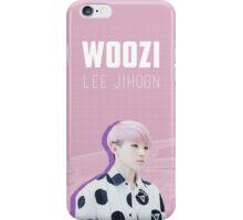 Seventeen - Pink Woozi iPhone Case/Skin
