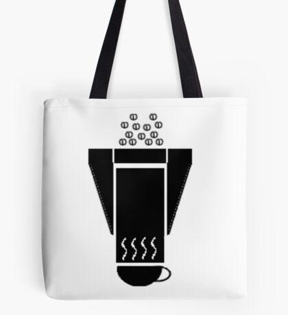 Mocha Missile Tote Bag