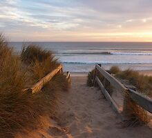 Bliss: Cape Woolamai, Australia by Sally Kate Yeoman
