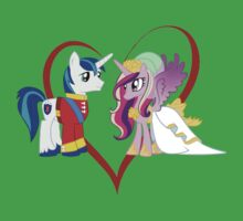 Canterlot's Royal Wedding! - Save the Dates!! One Piece - Short Sleeve