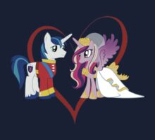 Canterlot's Royal Wedding! - Save the Dates!! Kids Tee
