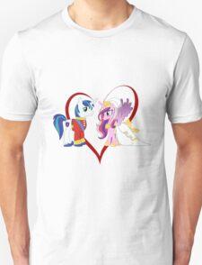 Canterlot's Royal Wedding! - Save the Dates!! Unisex T-Shirt