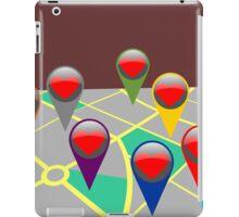 Love map iPad Case/Skin