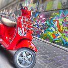 Street Art by Shari Mattox-Sherriff
