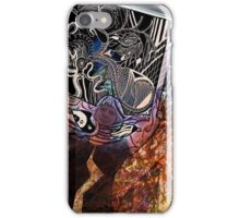 Self-Portrait, Free to Be iPhone Case/Skin