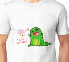 i liek cupcaeks Unisex T-Shirt