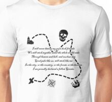 Goonies Oath Unisex T-Shirt