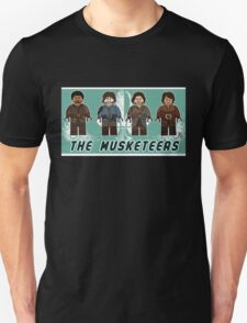 The Musketeers Unisex T-Shirt