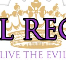Evil Regal (2) Sticker
