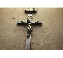 Crucifix Photographic Print