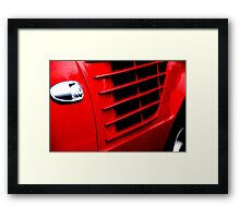 Breath Deep 2 Framed Print