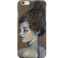 Her Mind Awakens iPhone Case/Skin