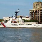 U.S. Coast Guard Ship by Cynthia48