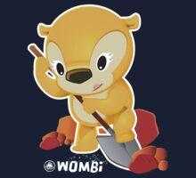 Wombi Wombat Digger One Piece - Long Sleeve