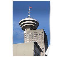 Vancouver Tower & Observation Deck Poster
