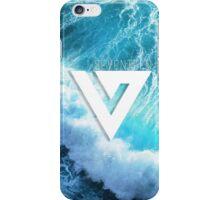 Seventeen - Ocean Logo iPhone Case/Skin