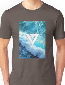Seventeen - Ocean Logo Unisex T-Shirt