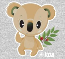 Koa Koala  One Piece - Short Sleeve
