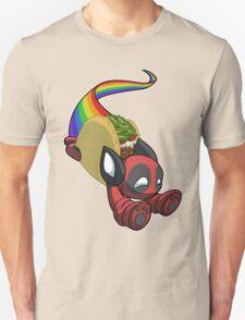 Nyan Deadpool Taco Cat T-Shirt