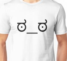 Look of Disapproval Unisex T-Shirt