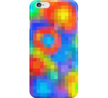 Color Nebulas ~ pixelated iPhone Case/Skin