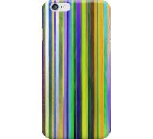 Color Strip II iPhone Case/Skin