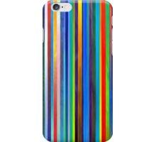 Color Strip IV iPhone Case/Skin