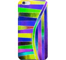 Color Wave III iPhone Case/Skin