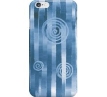 Mood Universe Blues iPhone Case/Skin