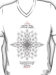 I spy with my little eye something beginning with DMT T-Shirt