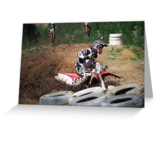 Cant Let Them Catch Me! Greeting Card