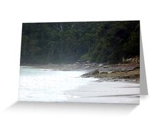 Ocean Mists Greeting Card