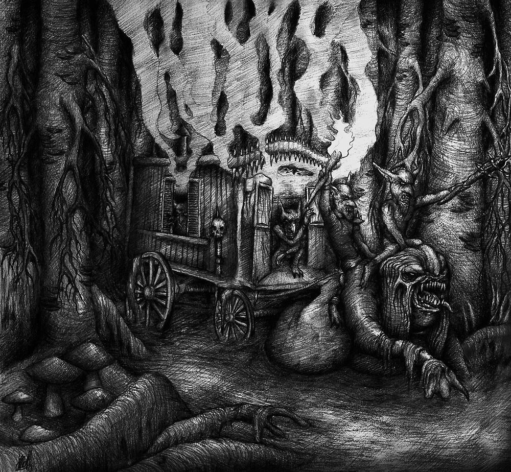 Bogs & Brimstone by Jamie McIntosh