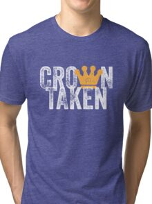 Crown Taken Tri-blend T-Shirt