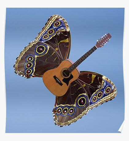 Air Guitar Poster