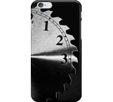 time for a cutting edge cover iPhone Case/Skin