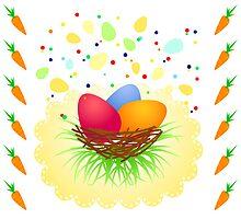 Easter by -ashetana-