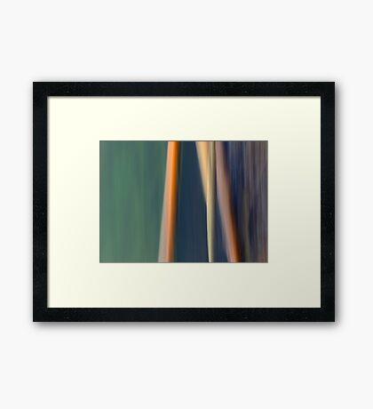 Flotsam #1 Framed Print